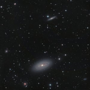 NGC1617 + IC2085 Galaxies in Doradus