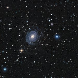 NGC6902 Galaxy in Sagittarius