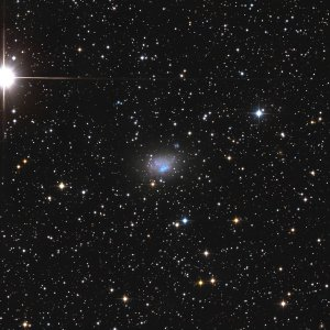 IC4662 Galaxy in Pavo