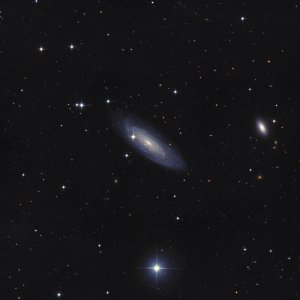 NGC 1325 Galaxy in Eridanus