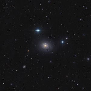 NGC 1357 Galaxy in Eridanus