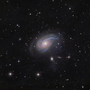 NGC772 Galaxy in Aries